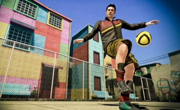 FIFA Street: Electronic Arts svela la data di uscita ufficiale