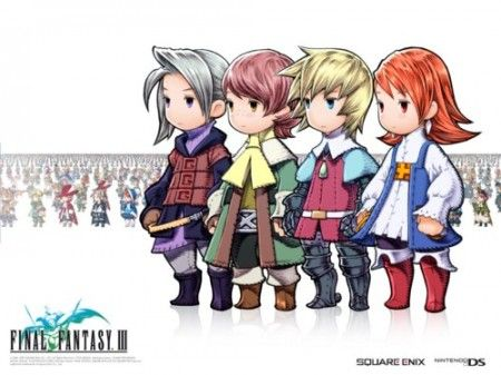 Giochi iPhone: Final Fantasy III sarà migliore dei precedenti!