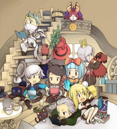 Final Fantasy The 4 Heroes Of Light: data ufficiale e novità sul gameplay!
