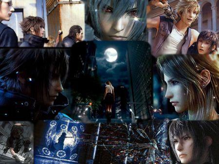 Scenario e personaggi ultimati per Final Fantasy Versus XIII
