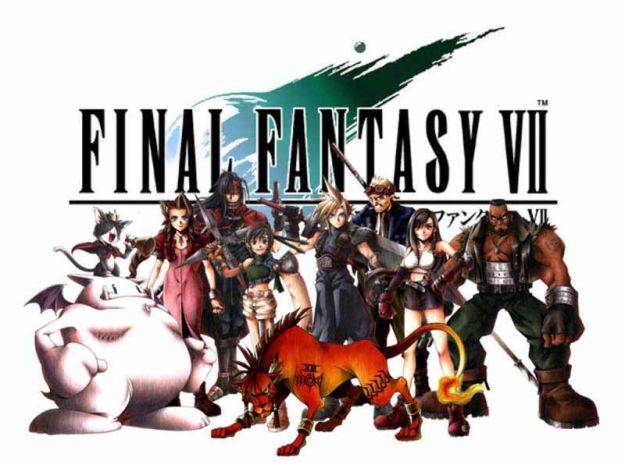 final fantasy vii remake square enix