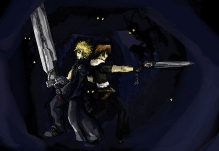 Final Fantasy VII e VIII mai su Steam! Square rinuncia!