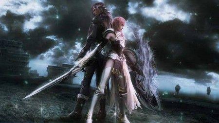 E3 2011 fa luce su Final Fantasy XIII-2: nuova commercialata?