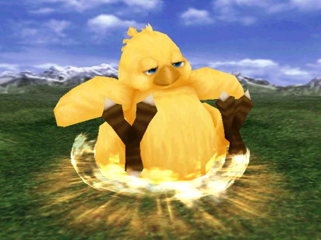 final fantasy xiii 2 fat chocobo dlc