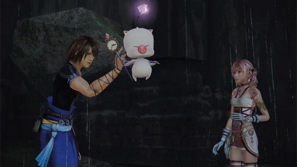 Final Fantasy XIII-2, ecco a cosa servirà il Moguri