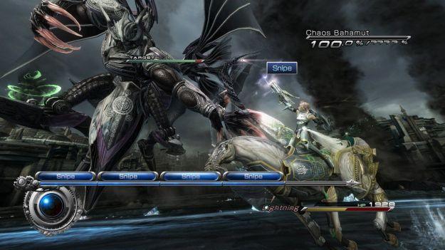 Final Fantasy XIII-2: Odino tra i 'mostri' della squadra