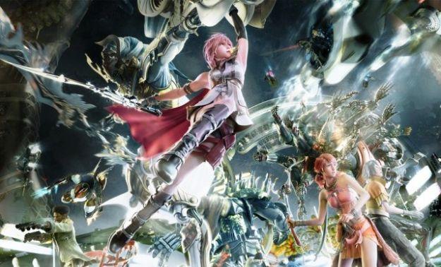 Final Fantasy XIII-2: i DLC sveleranno il finale, parla Toriyama