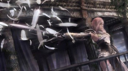 final fantasy xiii 2 ps3 xbox 360 square enix trailer