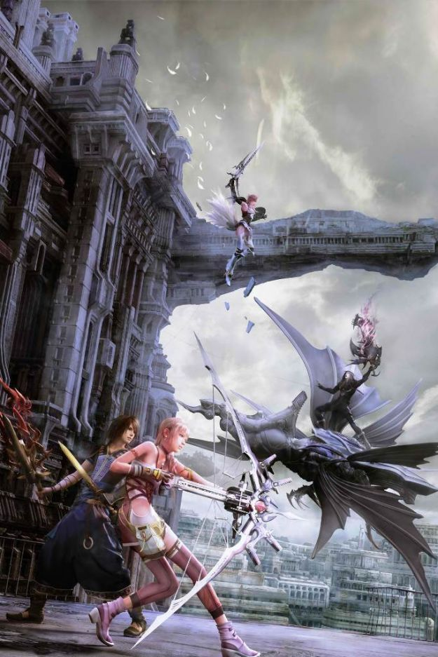 Final Fantasy XIII-2, i DLC sono necessari per capire l'RPG