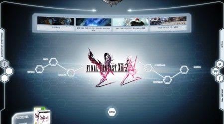 Final Fantasy XIII-2 ha un sito web italiano! Ecco cosa dovete sapere