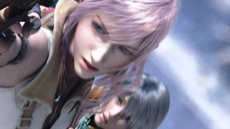 final fantasy xiii 2 square enix screenshot