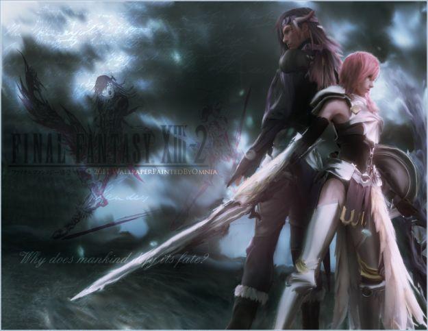 final fantasy xiii 2 uscita aggiornamento facebook