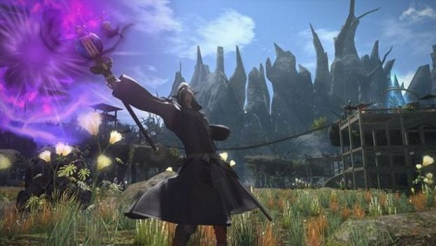 Final Fantasy XIV A Realm Reborn: classi e clima
