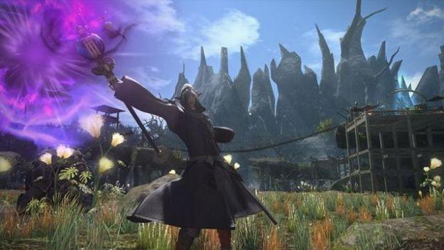Final Fantasy XIV A Realm Reborn: classi e clima