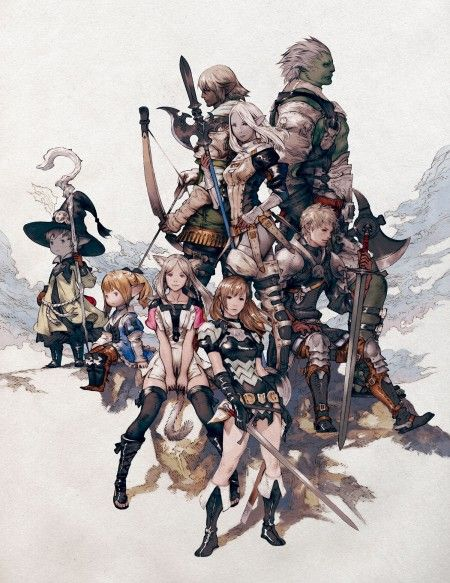 final fantasy xiv patch nuova square enix