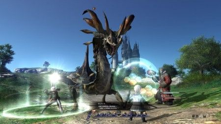 final fantasy xiv su playstation 3
