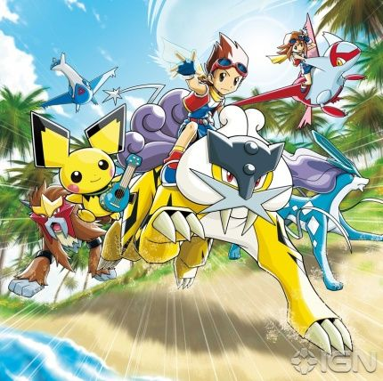 Pokemon Ranger – annunciato Path of Light