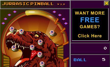 flipper gratis jurassic pinball