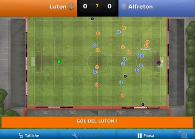 Football Manager 2012: il download è disponibile da App Store