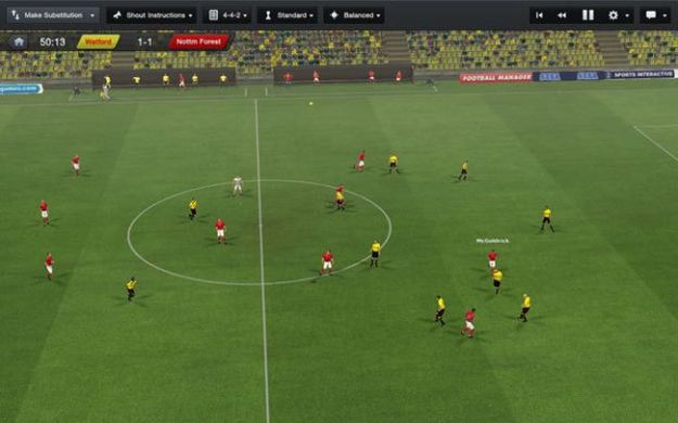 football manager 2013 partita