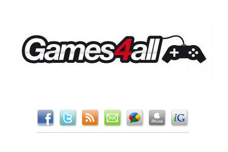 Come seguire Games4All via RSS, Email, Facebook, Twitter e Google Buzz