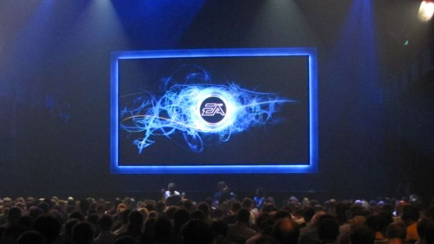 gamescom 2012 electronic arts