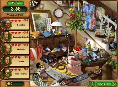 Giochi online: Gardenscapes, nuovo Gioco Community su Tuttogratis
