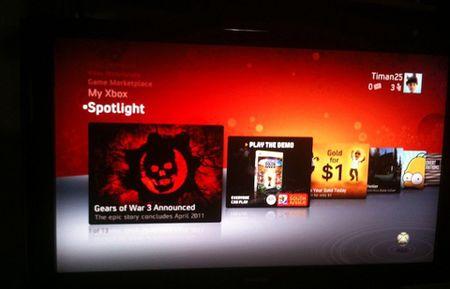 Gears of War 3 data di uscita