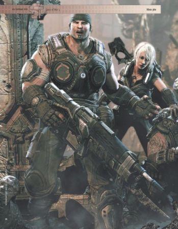 Una rivista russa svela dettagli su Gears Of War 3