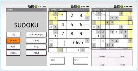 giochi android scaricare gratis sudoku