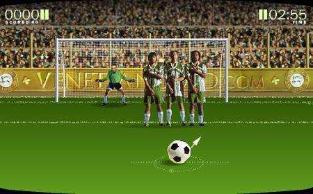 giochi calcio gratis batti le punizioni