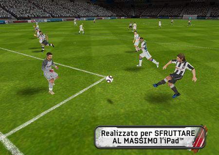 FIFA 11: il gioco sportivo arriva anche su iPad