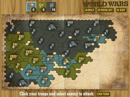 giochi divertenti gratis risiko world wars