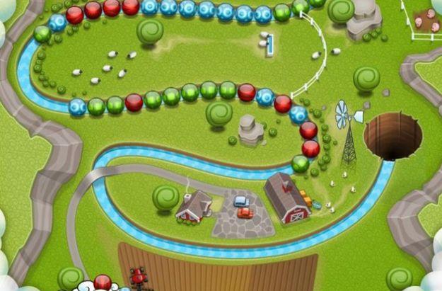 Giochi su Facebook: Hoop De Loop Saga, in stile Zuma