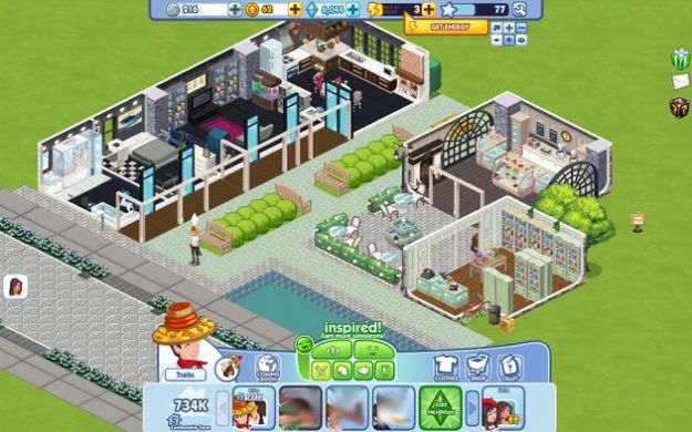 giochi facebook the sims social walkjam personal stereo