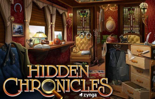 Giochi su Facebook: Zynga lancia il nuovo Hidden Chronicles