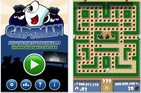giochi ipad capsman app store