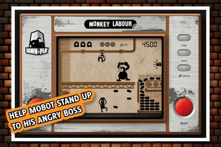 Giochi per iPad: Monkey Labour è disponibile su App Store