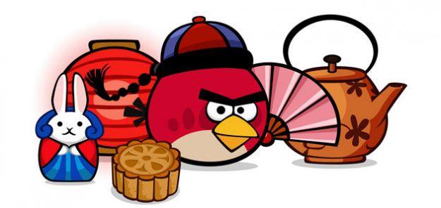 Tra i giochi per iPhone, Angry Birds è un grande successo anche in Cina