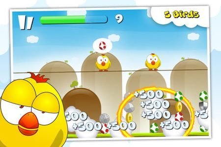 giochi iphone burning birds puzzle game app store