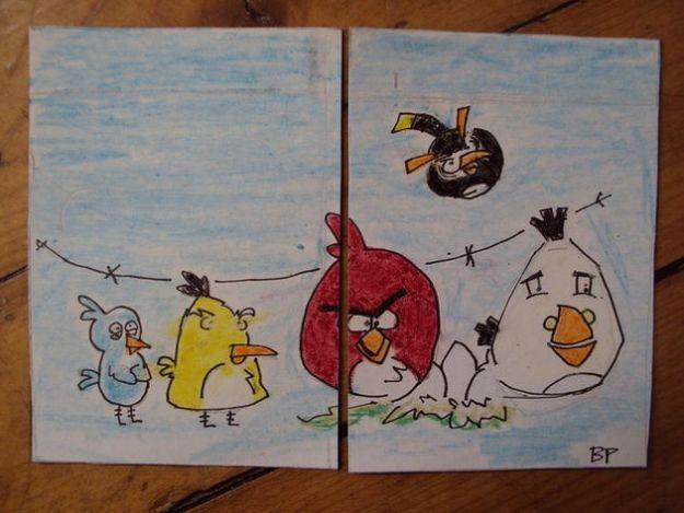 Giochi per iPhone: 6,5 milioni di download di Angry Birds a Natale