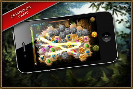 Giochi iPhone: Last Temple su App Store