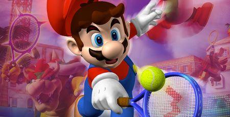Tra i giochi per Nintendo 3DS è atteso un nuovo Mario Tennis