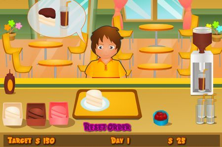 Giochi online su Facebook: Gimme a Cake