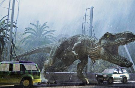 Giochi per PC: Jurassic Park su computer in autunno
