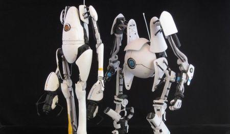 Giochi per PC: i modellini ispirati a Portal 2