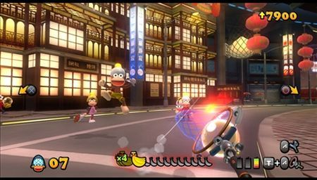 Giochi per PS3: PlayStation Move Ape Escape in arrivo in estate