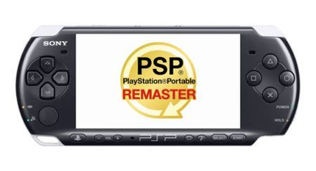 giochi ps3 sony psp remaster series