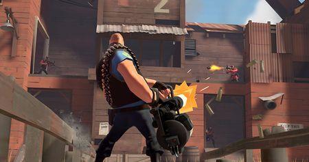 Tra i giochi sparatutto c'è anche Team Fortress 2, che riceve un nuovo update