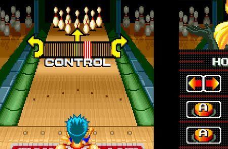 giochi sport online league bowling